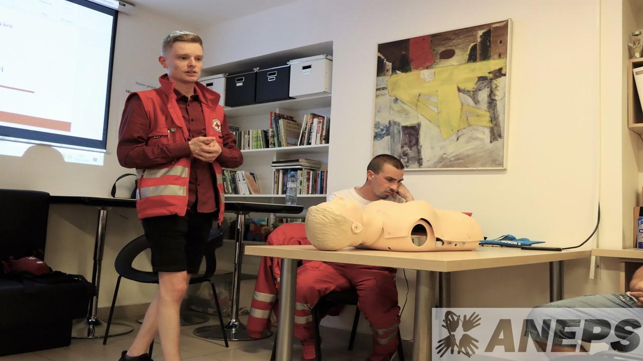 Základy prvej pomoci